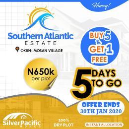 Land for sale Ibeju-Lekki Lagos