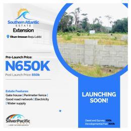 Mixed   Use Land Land for sale Okun imosan Ibeju-Lekki Lagos