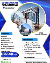 Commercial Land Land for sale Oshoroko Free Trade Zone Ibeju-Lekki Lagos