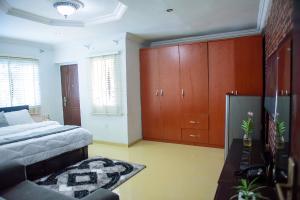 1 bedroom mini flat  Detached Duplex House for shortlet First Unity Estate Badore Ajah Lagos