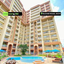 3 bedroom Blocks of Flats for rent   Gerard road Ikoyi Lagos