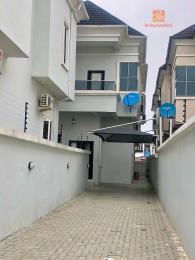 4 bedroom Semi Detached Duplex for sale Tulip Estate chevron Lekki Lagos