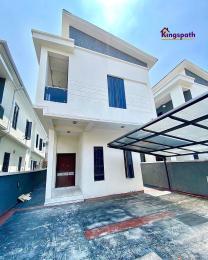 4 bedroom Detached Duplex for sale Chevron Toll Gate chevron Lekki Lagos