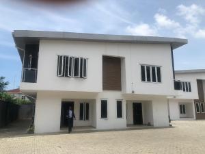 4 bedroom Semi Detached Duplex House for rent Chevron  Lekki Phase 2 Lekki Lagos