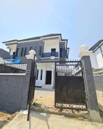 4 bedroom Semi Detached Duplex House for sale Chevron Drive Lekki Lagos