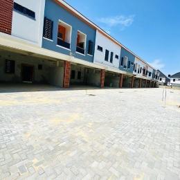 4 bedroom Terraced Duplex House for sale Eden's Court Chevron Drive Lekki chevron Lekki Lagos