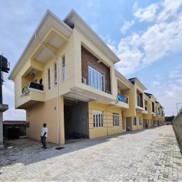 4 bedroom Detached Duplex House for rent 2nd tollgate  Lekki Phase 2 Lekki Lagos