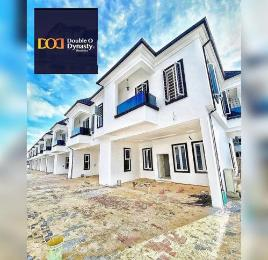 4 bedroom Terraced Duplex House for sale 2nd Toll Gate chevron Lekki Lagos