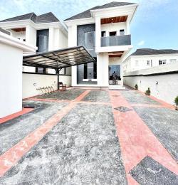 5 bedroom Detached Duplex House for sale Secured Estate Ajah Lagos