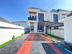 5 bedroom Detached Duplex House for sale By Royal Garden Estate Ajiwe Ajah Lagos