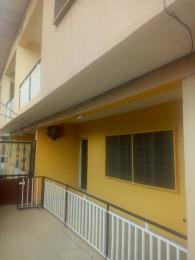 5 bedroom Semi Detached Duplex for rent Inside An Estate Court OGBA GRA Ogba Lagos