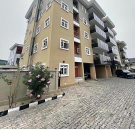 3 bedroom Blocks of Flats for rent Estate ONIRU Victoria Island Lagos