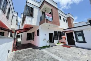 4 bedroom Semi Detached Duplex House for sale Lekki Palm City Estate Ajah Lagos