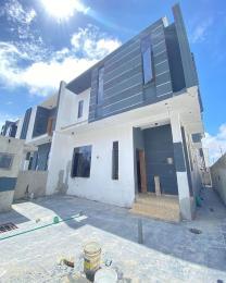4 bedroom Semi Detached Duplex for sale Chevron Toll Gate chevron Lekki Lagos