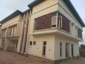 4 bedroom Semi Detached Duplex House for sale 5 mins drive from the renowned novare mall(shoprite), Abijo GRA lekki.  Abijo Ajah Lagos