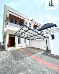 4 bedroom Semi Detached Duplex House for rent 2nd Toll Gate chevron Lekki Lagos