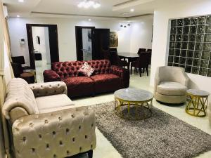 3 bedroom Terraced Duplex House for shortlet Bourdillon Ikoyi Lagos