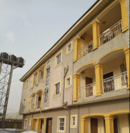 2 bedroom Flat / Apartment for rent AFTER SHELTER AFRIQUE, OPP. CUSTOM OFFICE, ORON ROAD Uyo Akwa Ibom