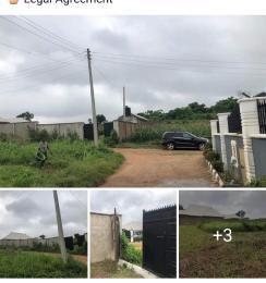 Land for sale Oke Ata Housing Adatan Abeokuta Ogun