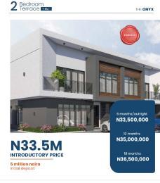 2 bedroom Terraced Duplex House for sale The Onyx, Along Abraham Adesanya Road Ogombo Ajah Lagos
