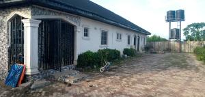 Detached Bungalow House for sale By Sapele road bypass Oredo Edo