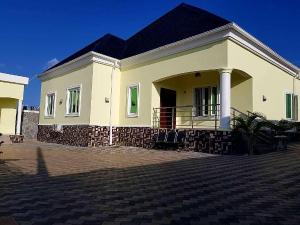 3 bedroom Detached Bungalow for sale Paradise Estate Along Trade More Estate Lugbe Abuja
