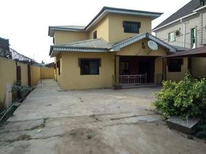 Detached Duplex House for sale Governor road Governors road Ikotun/Igando Lagos