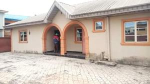 Detached Bungalow House for sale Orisunbare Estate Orisunbare Alimosho Lagos