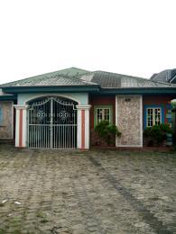 4 bedroom Detached Bungalow House for sale Rumunduru/Eneka road after culvert Eliozu Port Harcourt Rivers
