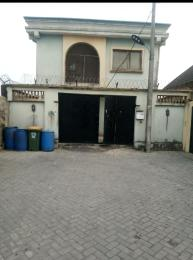 4 bedroom Detached Duplex House for sale Harmony Estate off college Road  Ogba Lagos