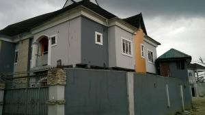 4 bedroom Detached Duplex House for rent Hill view off Okuru road, Peter Odili Trans Amadi Port Harcourt Rivers
