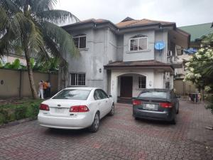 4 bedroom Detached Duplex House for sale Nvigwe, Woji Obio-Akpor Rivers