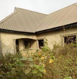 4 bedroom Detached Bungalow House for sale olomo estate, apete  Olomi Ibadan Oyo
