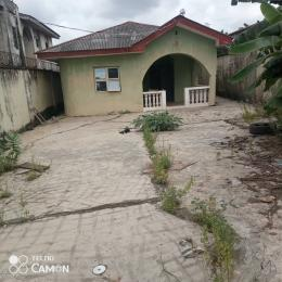 4 bedroom Detached Bungalow for sale Ait Alagbado Abule Egba Lagos