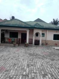 4 bedroom Detached Bungalow House for sale Nvigwe Estate Off Woji Alcon Road Obia-Akpor Port Harcourt Rivers