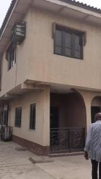 Detached Duplex House for sale Ogunlana str Egbeda Egbeda Alimosho Lagos