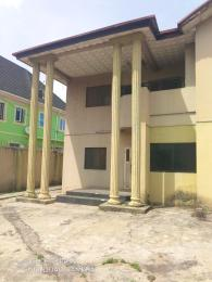 4 bedroom Detached Duplex House for sale Labak estate oko oba Oko oba Agege Lagos