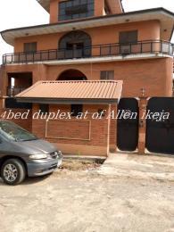 5 bedroom Flat / Apartment for rent LADipupo kuku  Allen Avenue Ikeja Lagos