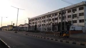 Factory Commercial Property for sale On commercial major road Oregun Ikeja Lagos