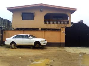 Detached Duplex House for sale Beside Dideolu Estate Aguda(Ogba) Ogba Lagos