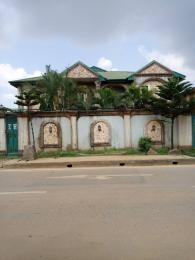 8 bedroom Detached Duplex House for sale OmO oba New Oko oba, Abule Egba Abule Egba Lagos