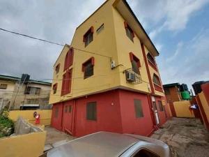 3 bedroom Blocks of Flats House for sale By Toyin street ikeja Toyin street Ikeja Lagos