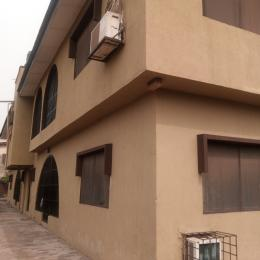3 bedroom Blocks of Flats House for sale Ajoke Ago palace Okota Lagos