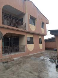 3 bedroom Blocks of Flats for sale Okota Road Ago palace Okota Lagos