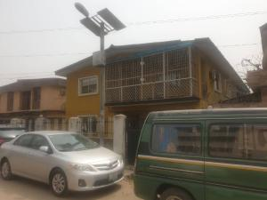Blocks of Flats House for sale Off brown road aguda Aguda Surulere Lagos