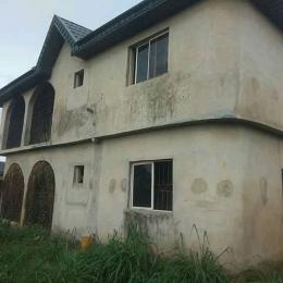 3 bedroom Blocks of Flats House for sale Mosholashi Egan igando Egan Ikotun/Igando Lagos