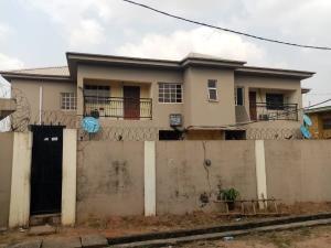 Blocks of Flats House for sale Onipetesi estate mongoro Mangoro Ikeja Lagos