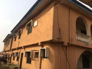 3 bedroom Blocks of Flats House for sale Ile iwe by meiran Abule Egba Abule Egba Lagos