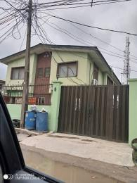 3 bedroom Blocks of Flats House for sale Aderibigbe Street Kilo-Marsha Surulere Lagos
