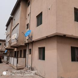 3 bedroom Blocks of Flats House for sale Deleorishbi Ago palace Okota Lagos